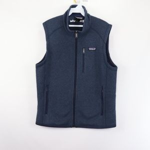 Patagonia Mens Medium Baine Capital Fleece Vest